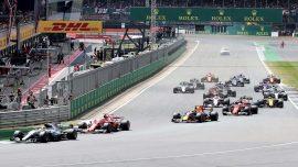 F1 at Silverstone