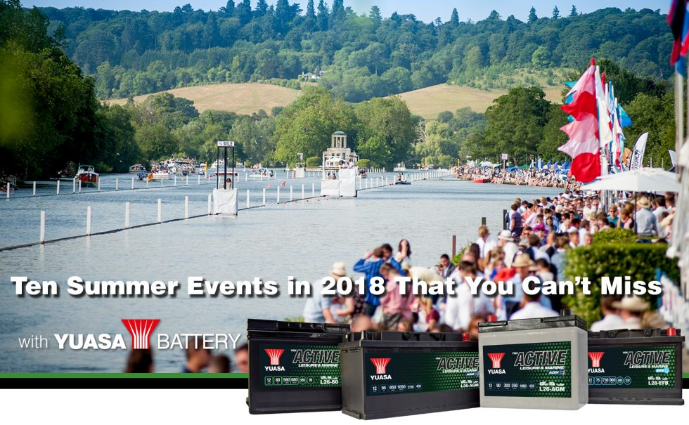 Top 10 Summer Events in 2018 That You Can't Miss