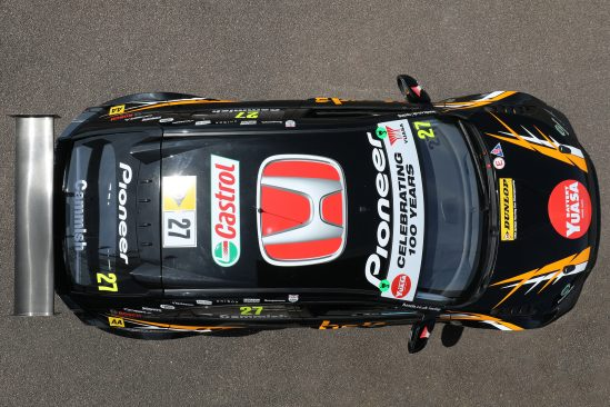 Yuasa to mark its centenary with special BTCC livery at Thruxton