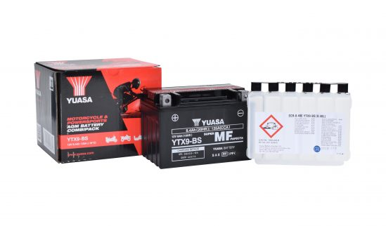 YTX9-BS Combi Pack