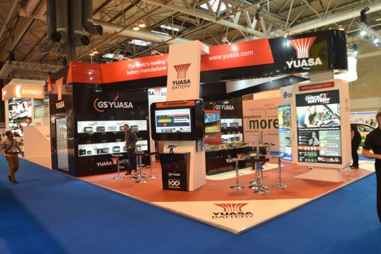 Yuasa to exhibit new, enhanced YBX battery ranges and online battery lookup system at Automechanika, Frankfurt