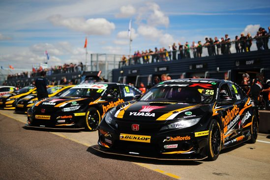 Halfords Yuasa Racing Rockingham