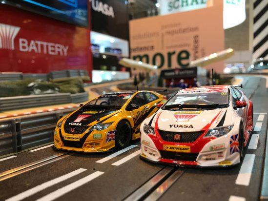 BTCC Scalextric Racing