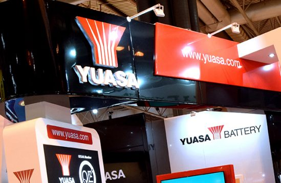 GS Yuasa to exhibit full range of industry leading products and technology at Automechanika, Moscow