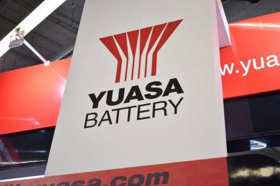 GS Yuasa enjoy another successful year at Automechanika in Frankfurt