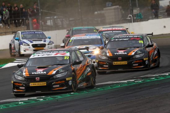 Halfords Yuasa Racing duo shows fighting spirit as Cammish secures Jack Sears Trophy