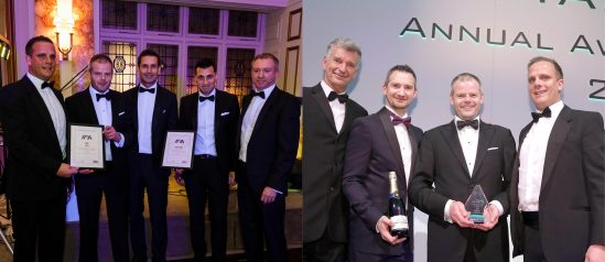 GS Yuasa receives two prestigious industry awards – IFA Car Supplier of the Year and IAAF Car Supplier of the Year
