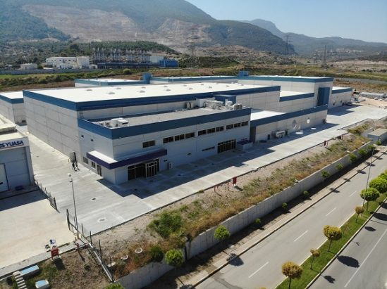 Operations Commence at New Cutting-Edge Inci GS Yuasa Plant in Turkey