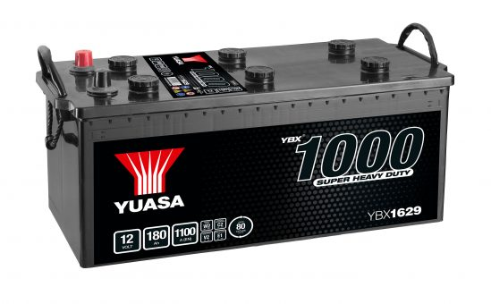 YBX1629 commercial vehicle battery