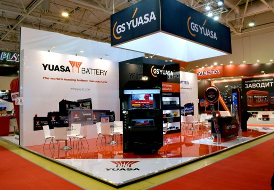 MIMS Automechanika Moscow is a resounding success for GS Yuasa