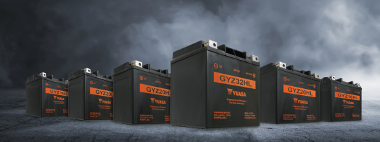 Yuasa GYZ – The most powerful motorcycle & powersport battery