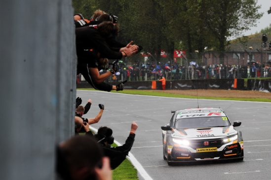 Halfords Yuasa Racing's Cammish denied BTCC title after epic drives