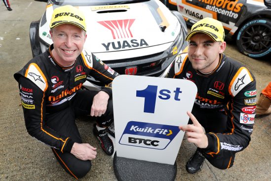 Yuasa celebrate another successful year in motorsport