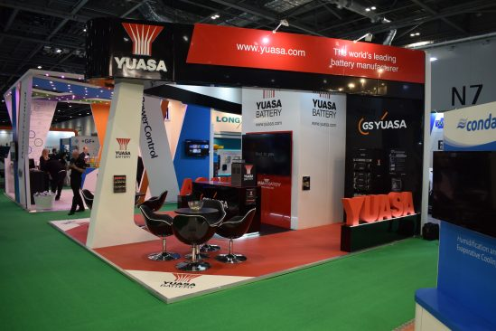 GS Yuasa to showcase world's first containerised dual-chemical energy storage system technology at Data Centre World