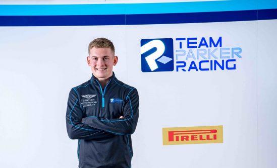 Yuasa-backed Frank Bird joins Bentley Motorsport Academy