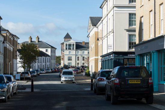 Poundbury, Dorchester