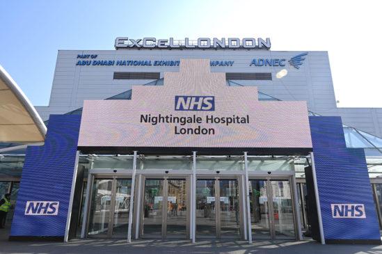 GS Yuasa supply vital batteries to NHS Nightingale hospitals in fight against coronavirus