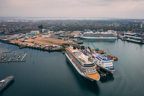 GS Yuasa chosen to power ground-breaking smart energy system for Portsmouth International Port