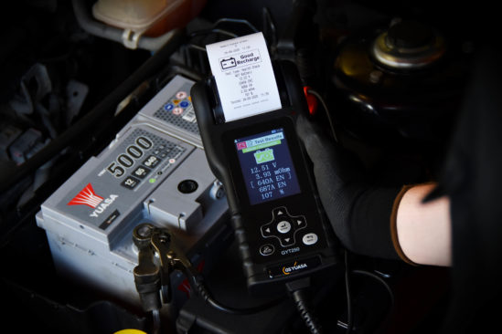 GYT250 Battery & Electrical System Analyser Interview