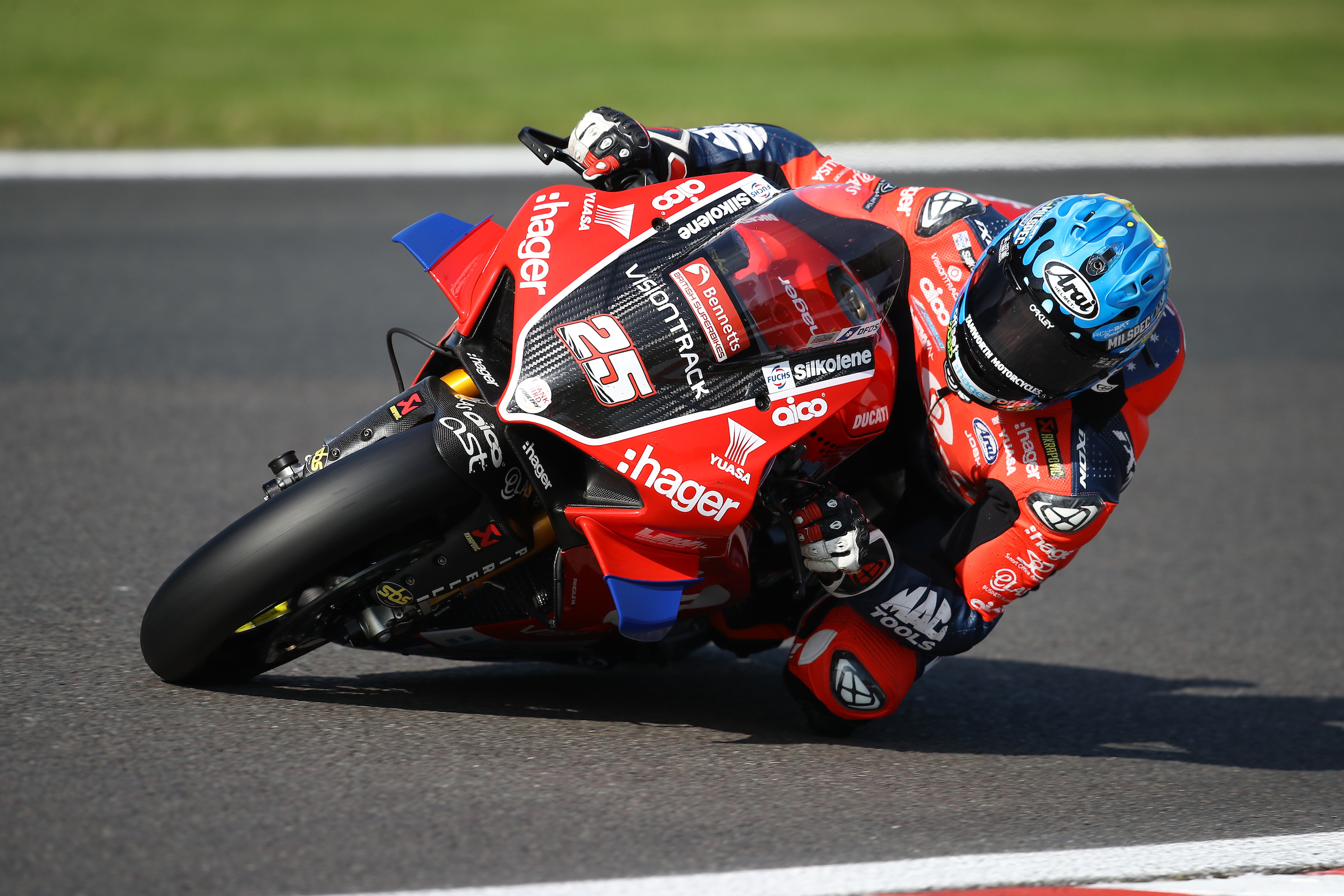 Yuasa powers Josh Brookes and Ducati to British Superbike championship victory