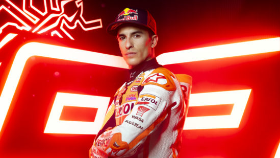 HRC Repsol Honda riders Marc Márquez and Pol Espargaró gear up for new MotoGP season powered by Yuasa
