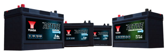Yuasa add new batteries to popular YBX Active Leisure and Marine range