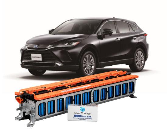 GS Yuasa wins its first Toyota Technology & Development Award with hybrid vehicle battery
