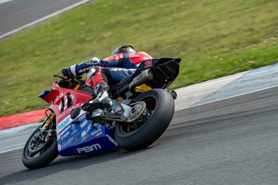 High hopes for VisionTrack Ducati at Knockhill