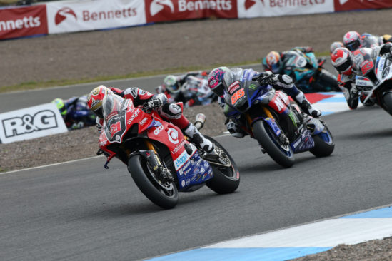 Iddon leads championship after Knockhill