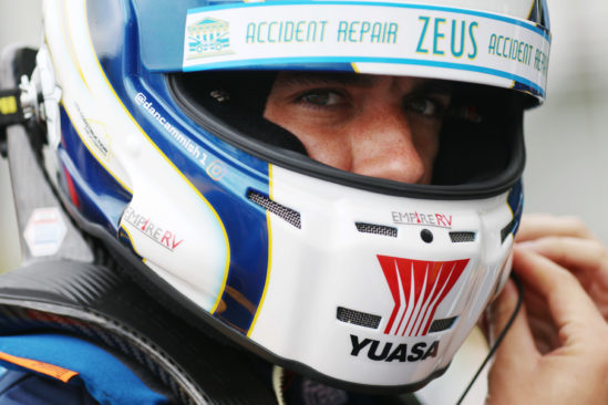 Cammish heads north of the border as Carrera Cup is set for Scottish adventure