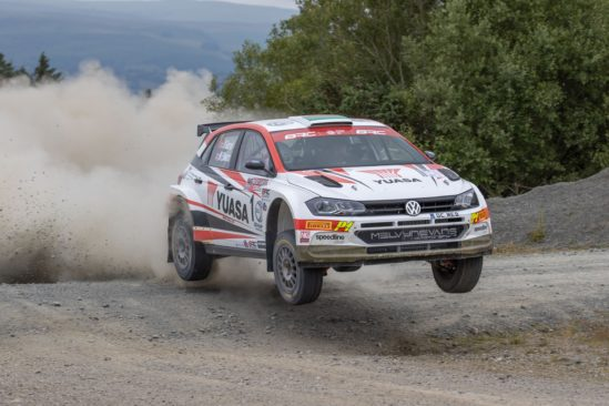 Matt Edwards fully focused on extending British Rally Championship lead as series heads to ultra-fast Grampian Rally