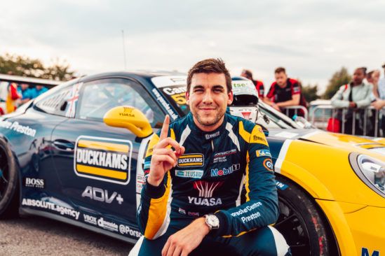 Cammish back on top in Carrera Cup after win at Croft