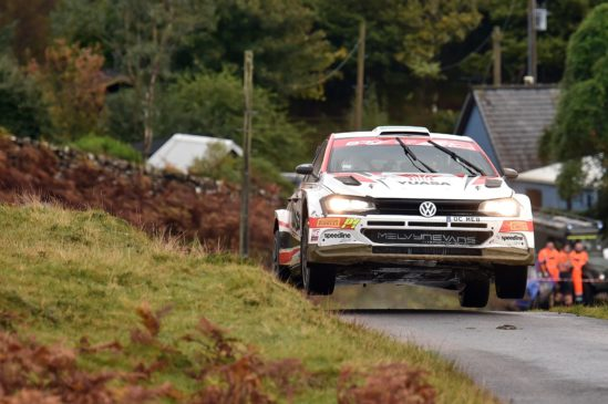 Matt Edwards pulls off the impossible with magnificent Mull Rally comeback to keep third BRC title challenge on track