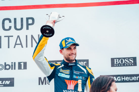 Cammish extends Carrera Cup championship advantage with Donington podiums